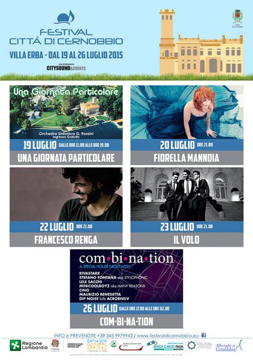FESTIVAL DI CERNOBBIO 2015