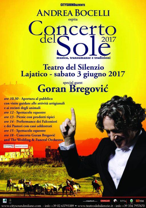 CONCERTO DEL SOLE