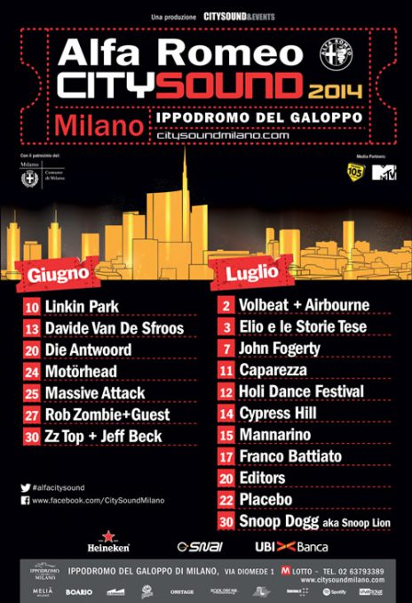 ALFA ROMEO CITY SOUND 2014